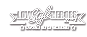 Low style logo